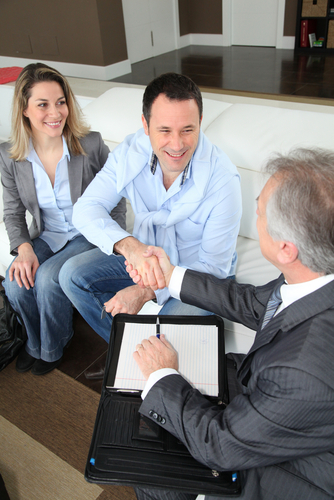 Finding perfect estate agent